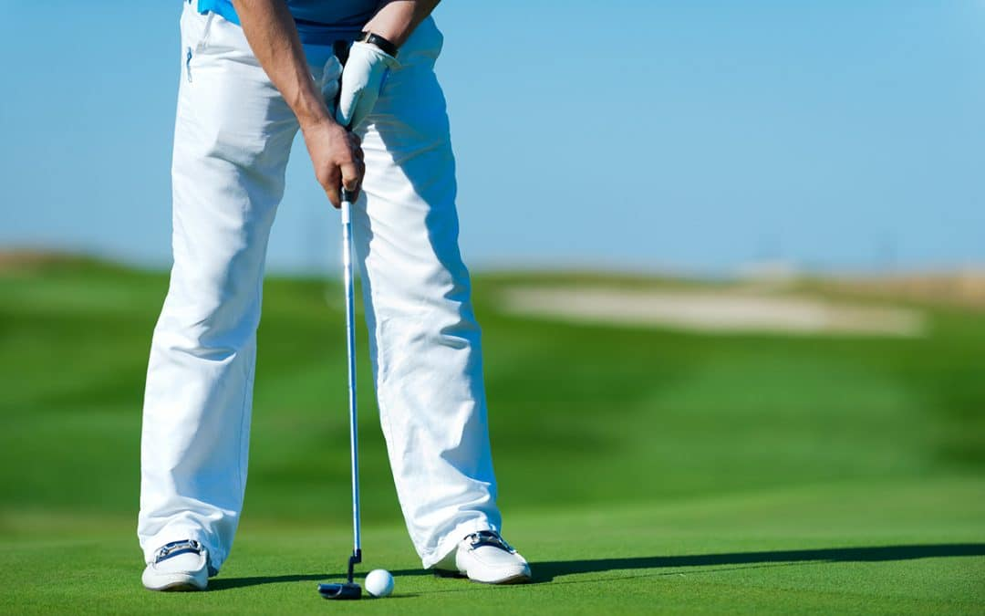 Golf Alignment Sticks and How to Use Them Properly