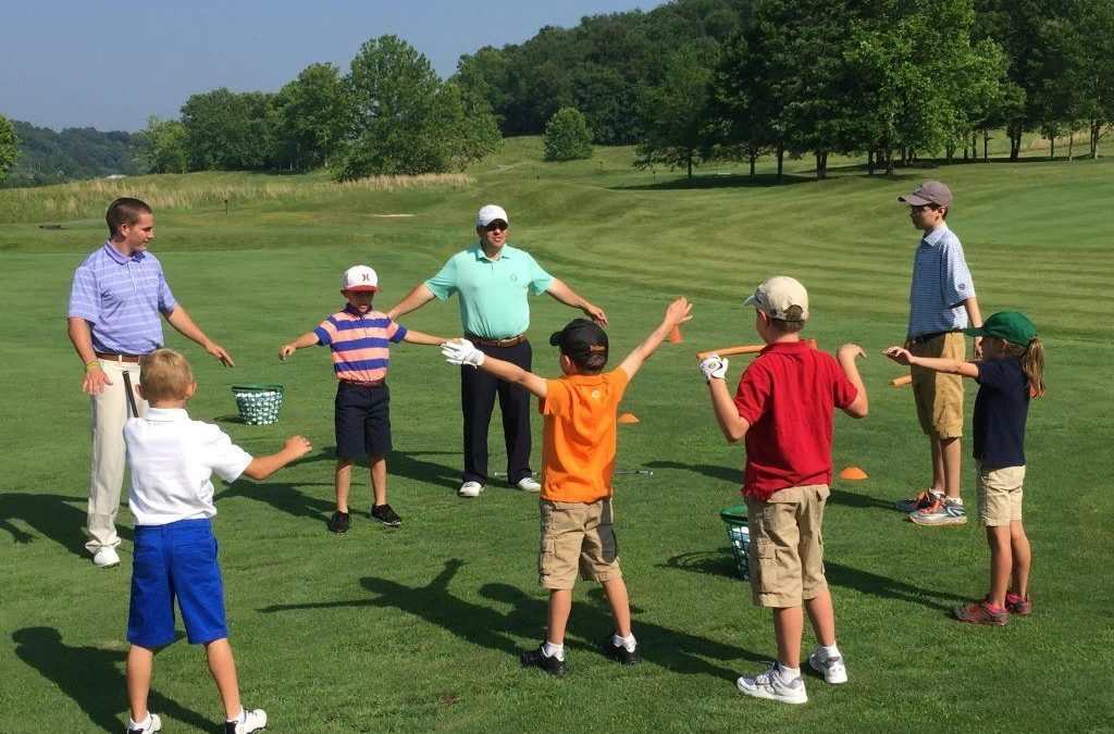 Establishing Healthy Golf Warm-Up Practices