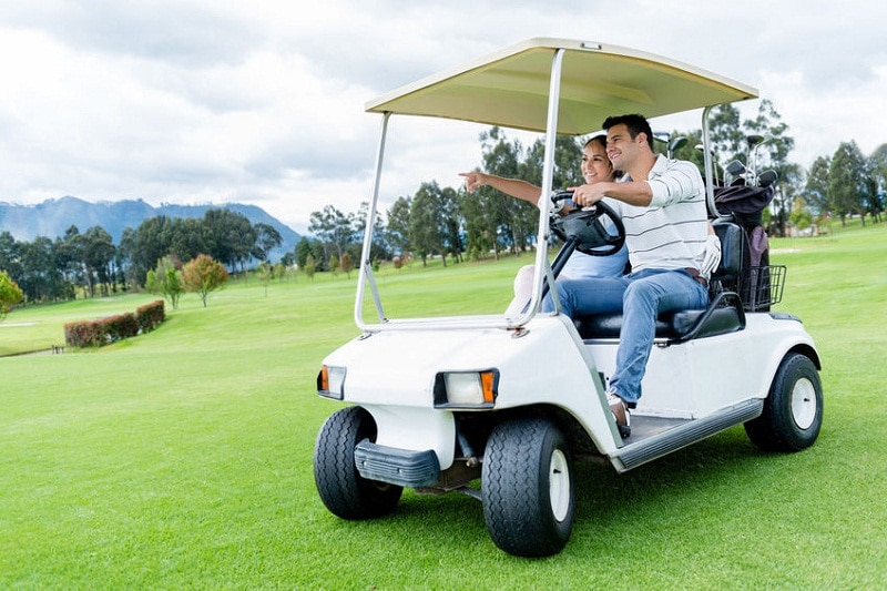 Taking a Ride on the Green: Finding Good Golf Carts