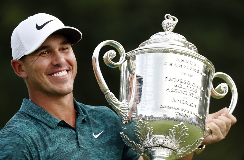Golfer Spotlight Brooks Koepka