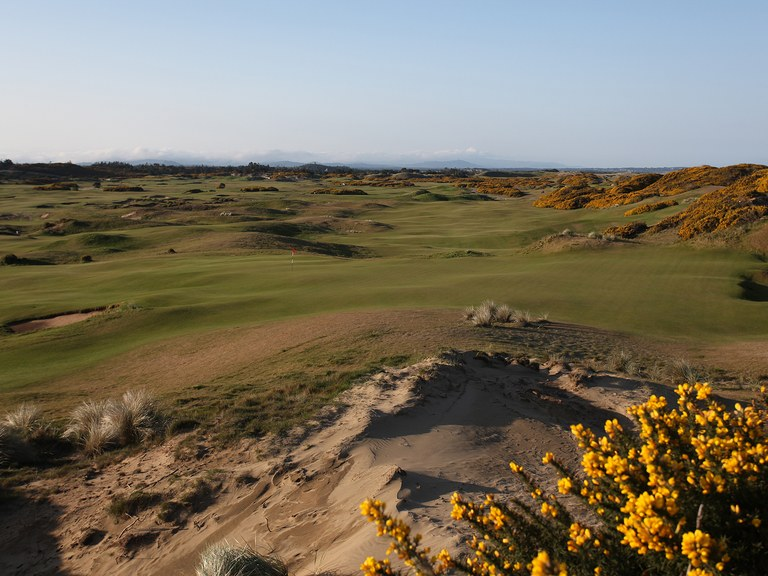 bandon dunes - OLD MACDONALD