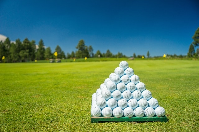 What Are Golf Balls Made Of? A Small Object That Packs A Lot of Punch
